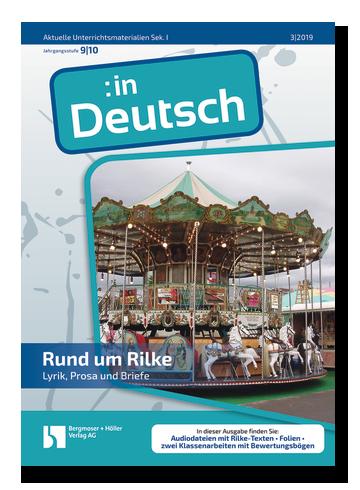 Rainer Maria Rilke | Arbeitsblätter für den Unterricht